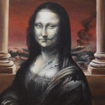 Mona Lisa Smile | SOLD