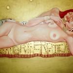 Gemini II (mural) | SOLD