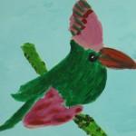 Pink Bird