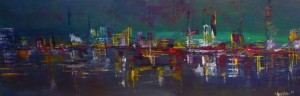 Harbour Nights | SOLD