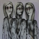 Daughters of Lir | SOLD